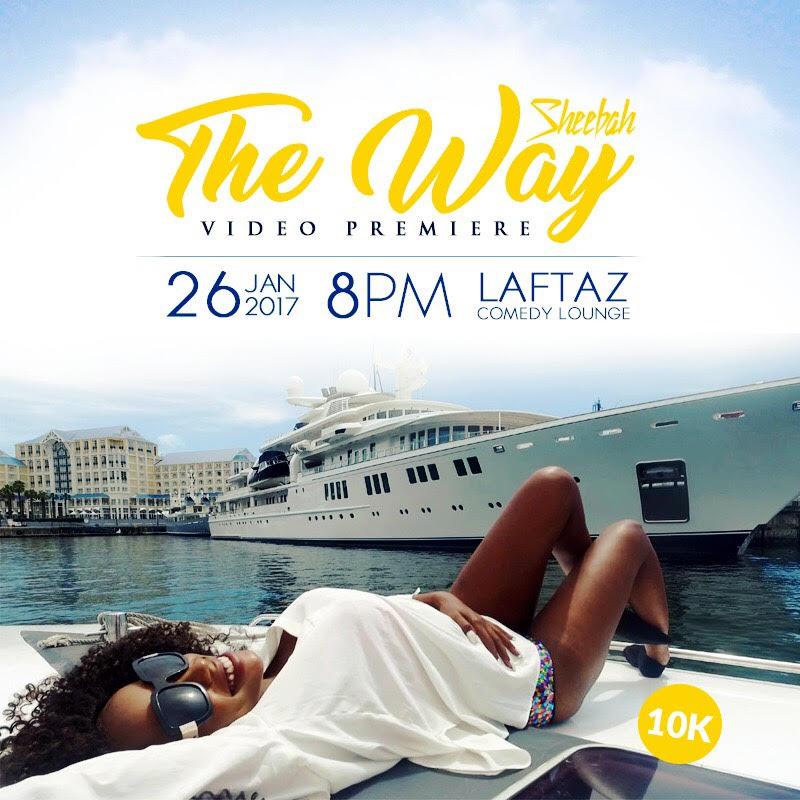 Sheebah - The Way : Free Mp3 Download, Audio Download - UG Ziki